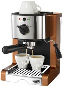 BEEM Germany Espresso Perfect Crema, Espresso-Siebträgermaschine