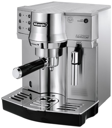 delonghi ec 860 m espresso siebtr germaschine test. Black Bedroom Furniture Sets. Home Design Ideas