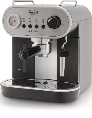 gaggia ri8525 01 espressomaschine im test 2018 siebtr germaschine. Black Bedroom Furniture Sets. Home Design Ideas