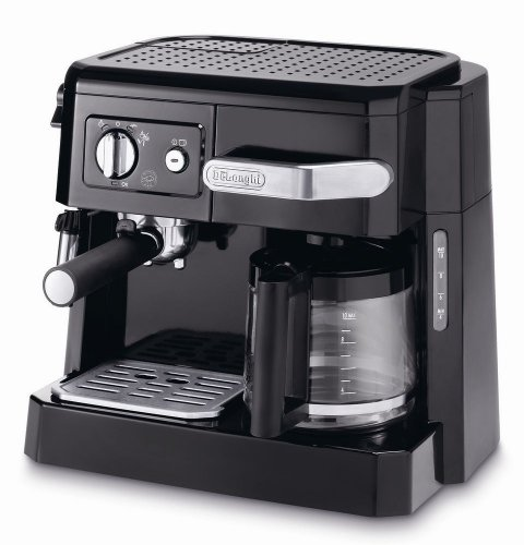delonghi bco 410 kombi kaffeemaschine im test. Black Bedroom Furniture Sets. Home Design Ideas