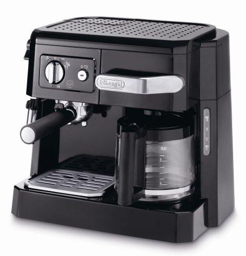 delonghi bco  kombi kaffeemaschine im test