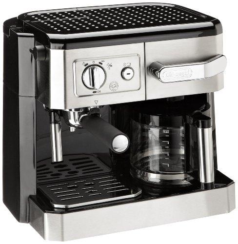 delonghi bco 420 kombi kaffeemaschine im test. Black Bedroom Furniture Sets. Home Design Ideas