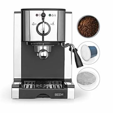 Beem Espresso Perfect Frontansicht