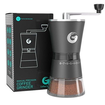 Coffee Gator Präzision Kaffeemühle