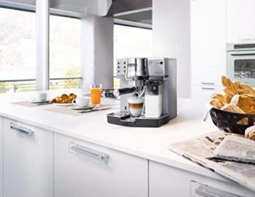 DeLonghi EC 860.M in der Küche